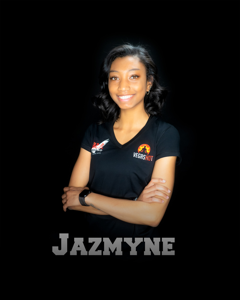 Jazmyne Ducksworth